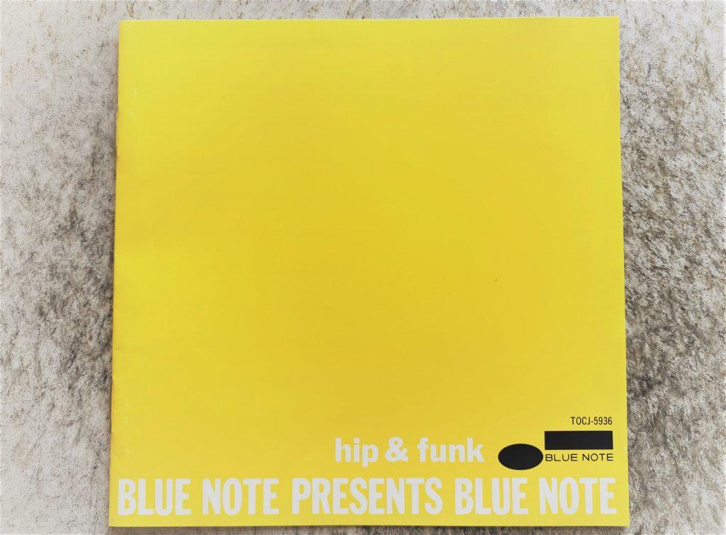 hip&funk BLUE NOTE